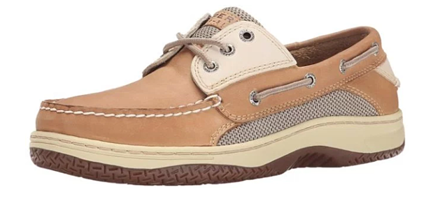 sperry bill fish eye sailing shoe. png
